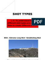 shot types ppt