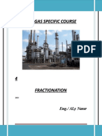 Natural Gas Fractionation