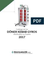 Catalogo Doner Kebab Hosteleria10