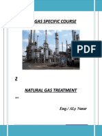 Natural Gas Treatment