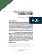 2005 Lander. Petroleo y Democracia en Venezuela