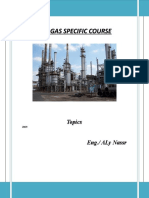 Natural Gasprocessing Topicst