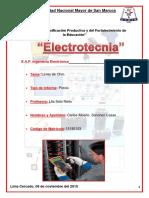 Electrotecnia V