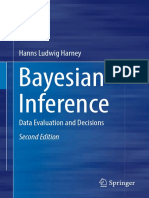 Bayesian Inference Data Evaluation and Decisions Second Edition