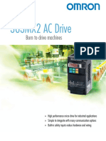 3G3MX2 Brochure