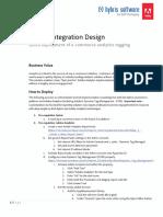 Hybris Integration Design