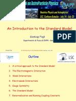 Fogli Standard Model