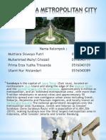 Surabaya Metropolitan City