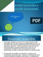 Desarrollo Sostenible y Desarrollo Sustentable
