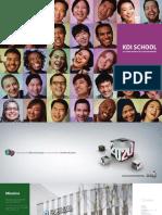 KDI SCHOOL Brochure