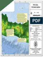 Peta Asal Toponimi Daerah