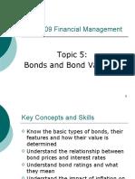 FIN3009_Topic_05_Bond Valuation.pptx