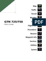 GTN725_750 PILOT GUIDE 190-01007-03 Rev C