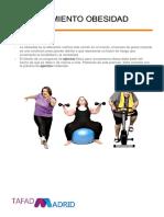 Entrenamiento Obesidad