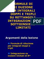 Risoluzione integrali doppi o tripli