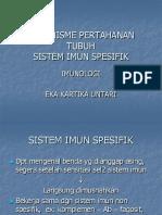 Mekanisme Pertahanan Tubuh II