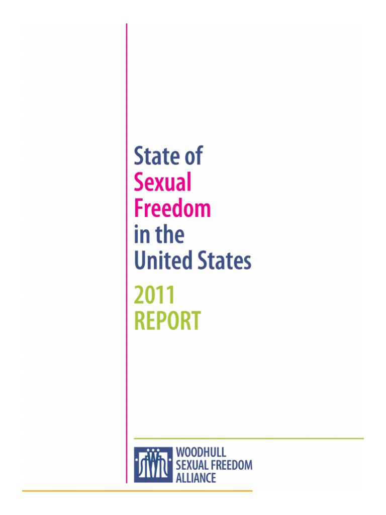 ALLIANCE2011State of Sexual Freedom in the United States