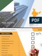 Real Estate July 2017