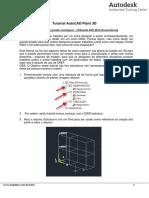 Tutorial XREF - Plant 3D