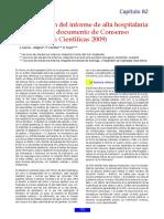La Elaboracion Del Informe de Alta Hospitalaria (b