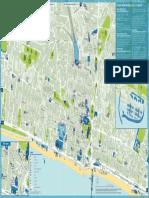 Brighton Citycentre Walking Map2016