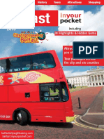 Belfast City Guide for Visitors to Belfast