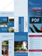 Springs Brochure