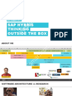 SAP Hybris Thinking Outside the Box. PART 1