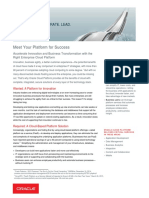 Oracle Cloud Paas Brief