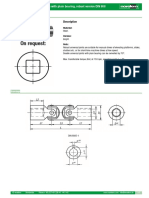 23410 Datasheet 12382 Universal Joints