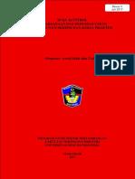 Buku Panduan Penulisan Skripsi Dan Kerja Praktek