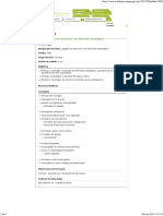 2345 - Ligações de Estruturas Com Diferentes Samblagens