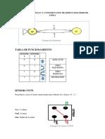 Diseño de Automata y Construccion de Robot Seguidor de Linea