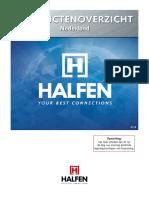 HALFEN Productenoverzicht 4 14 NL