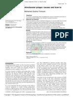 Minimize Recurrence Antrochoanal Polyp