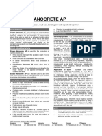 Emaco Nanocrete AP PDS ASEAN 060409