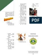 leaflef modifikasi lingkungan