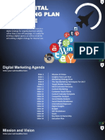 2017 Digital Markerting Template