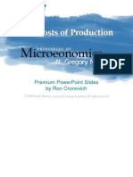 13 - Cost of Production