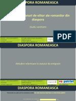 repatriot prezentare studiu diaspora