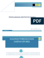 05. Penyelarasan Arsitektur Kinerja
