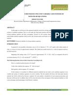 5.Formatt. App-Numerical Methods for Solving One