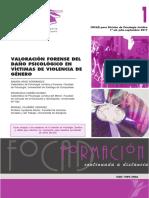 Valoracion de La Simulacion en Víctimas de Violencia