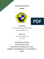Laporan Kasus Kecil Epilepsi Ec Stroke