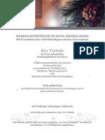 WEIHNACHTSWÜNSCHE2017