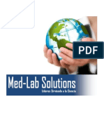 Catalogo MedLab Solutions