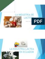04. La Industria de Lácteos