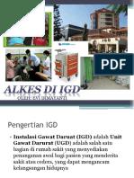 1. Alkes IGD-1