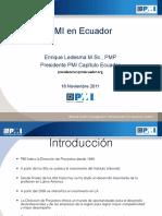 PMI Ecuador