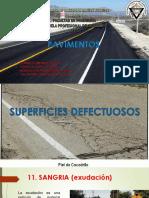 Fallas en La Superficie Del Pavimento